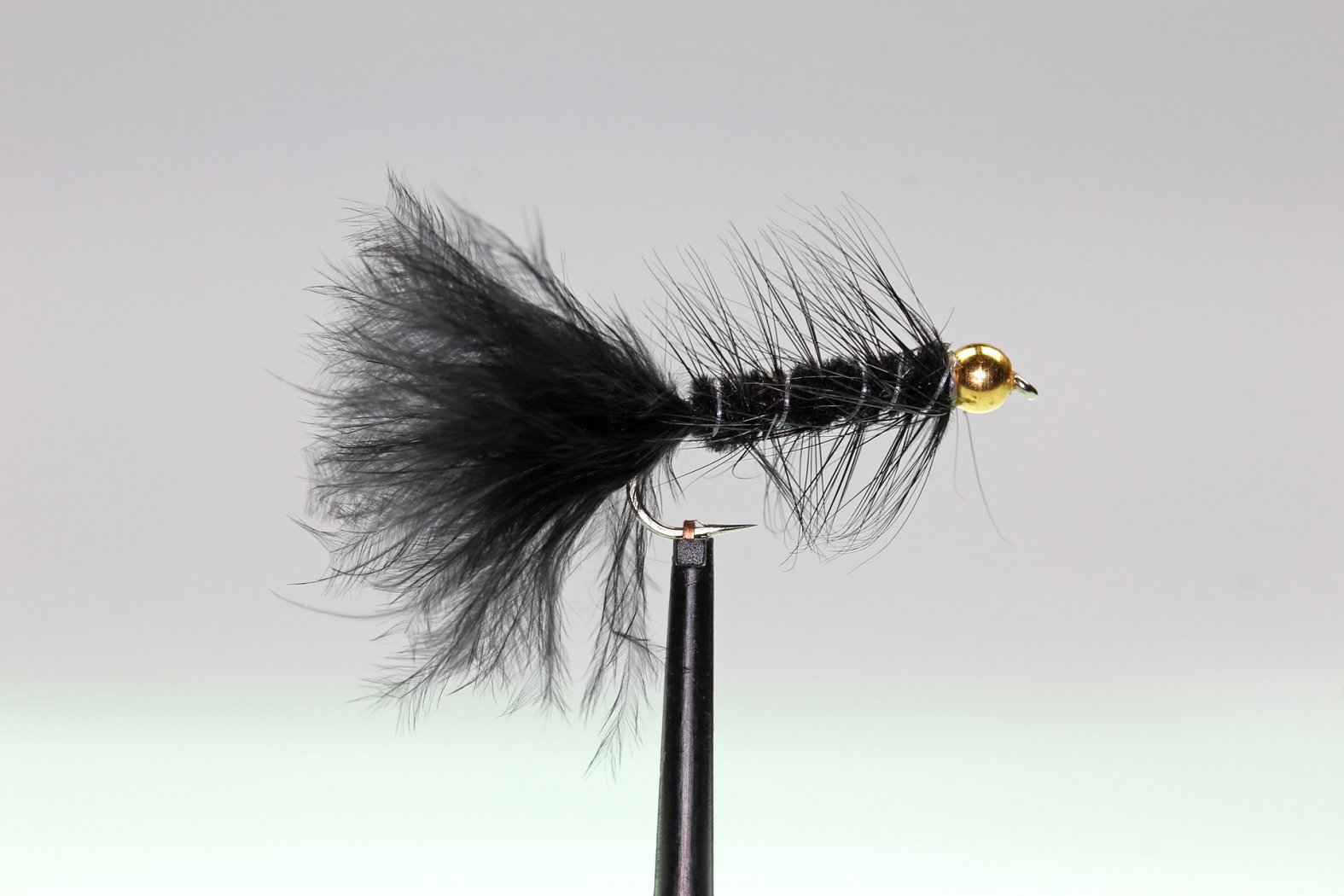 forellen-streamer woolly bugger