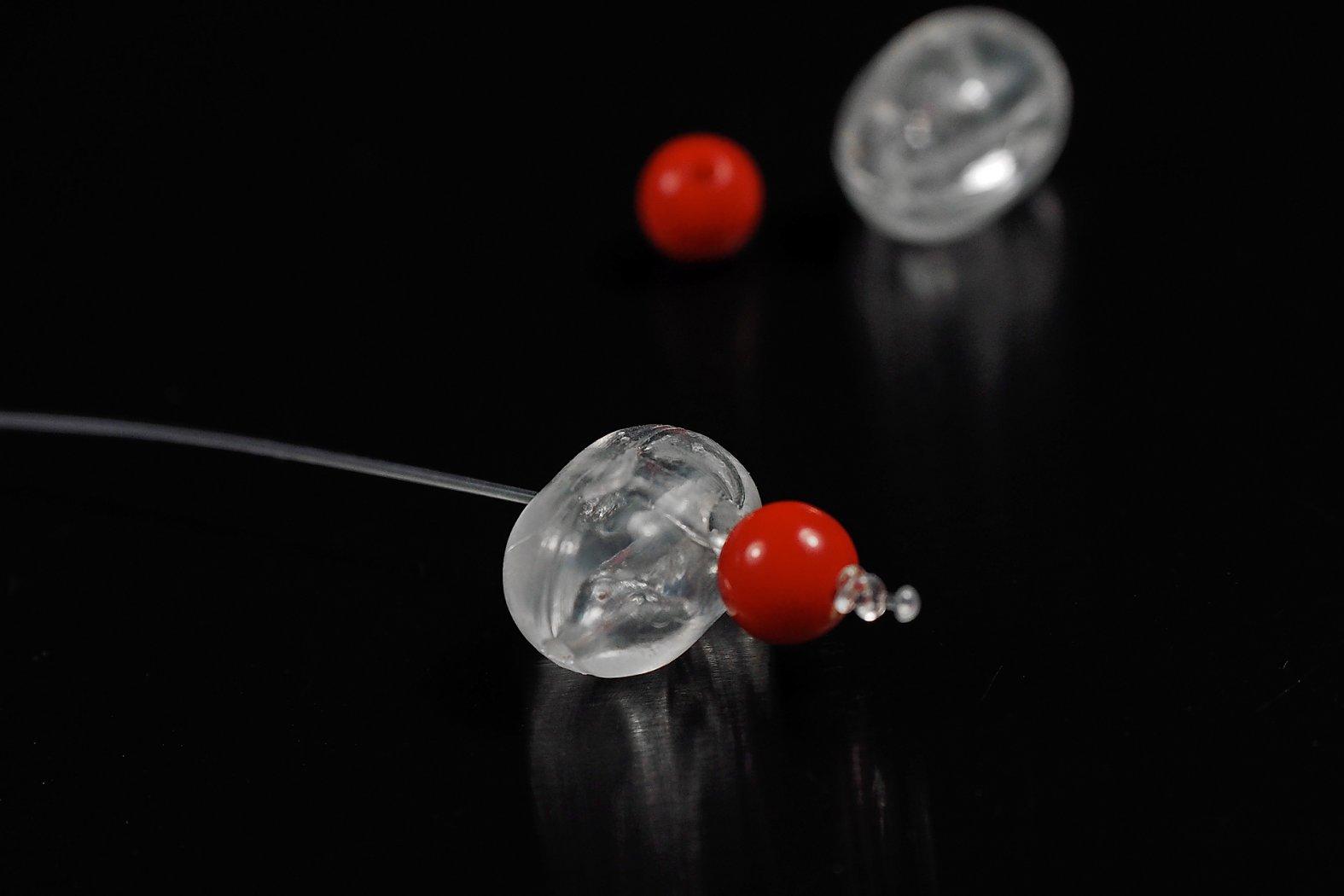 Zusätzliche Perle am Rotation Bead