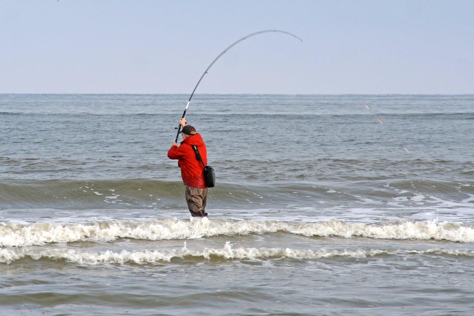 steinbutt angeln an der dänischen nordsee