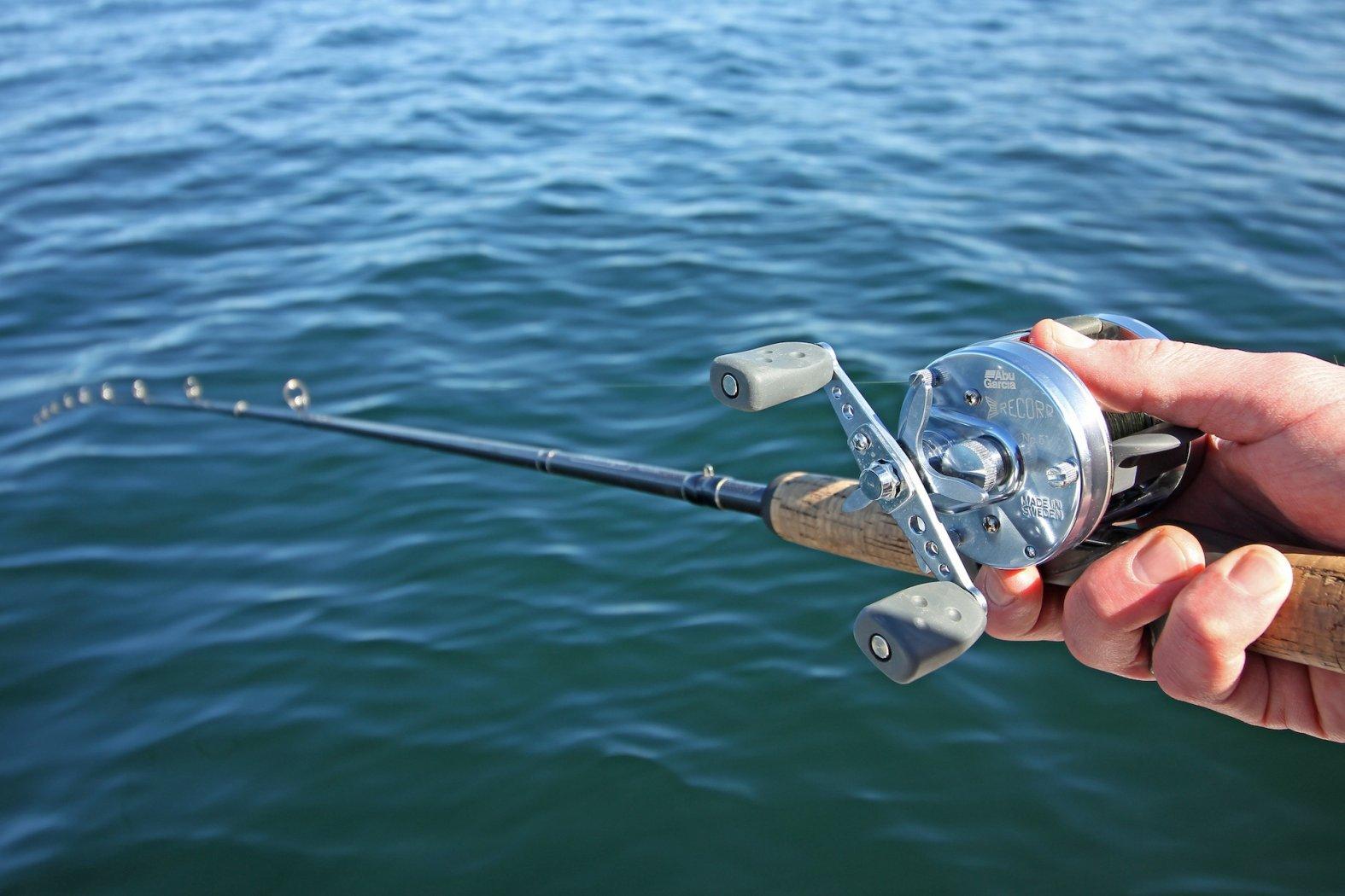Schollen angeln auf der Ostsee