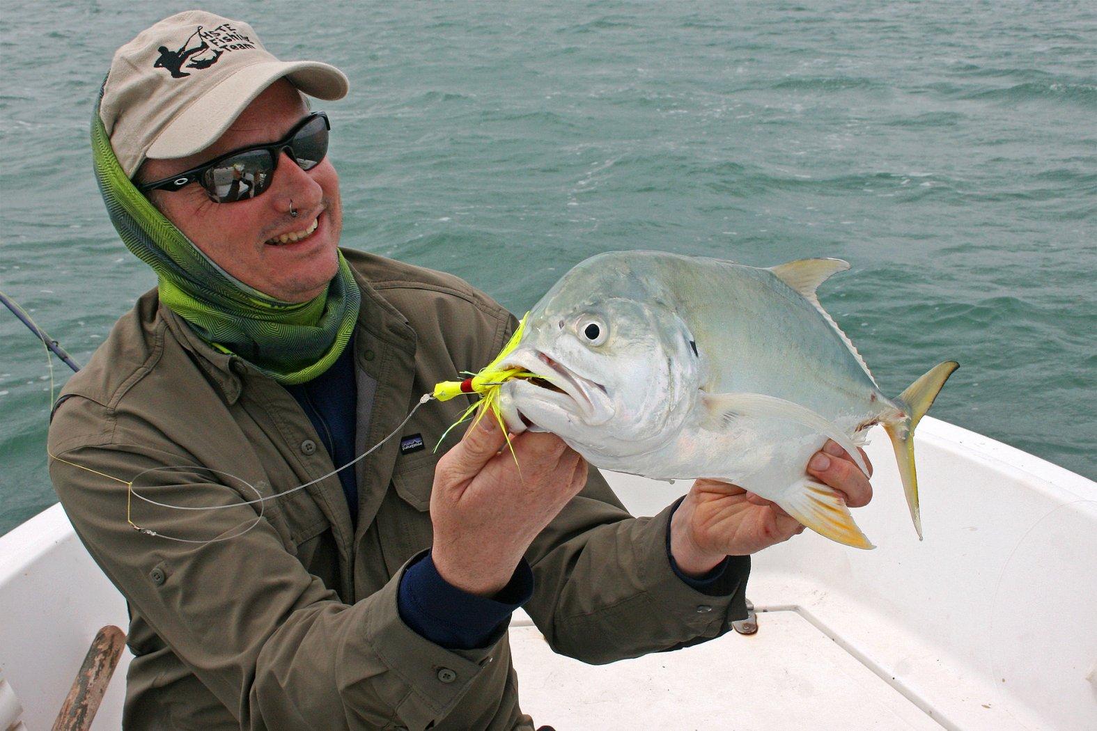 Jack Crevalle angeln auf Kuba