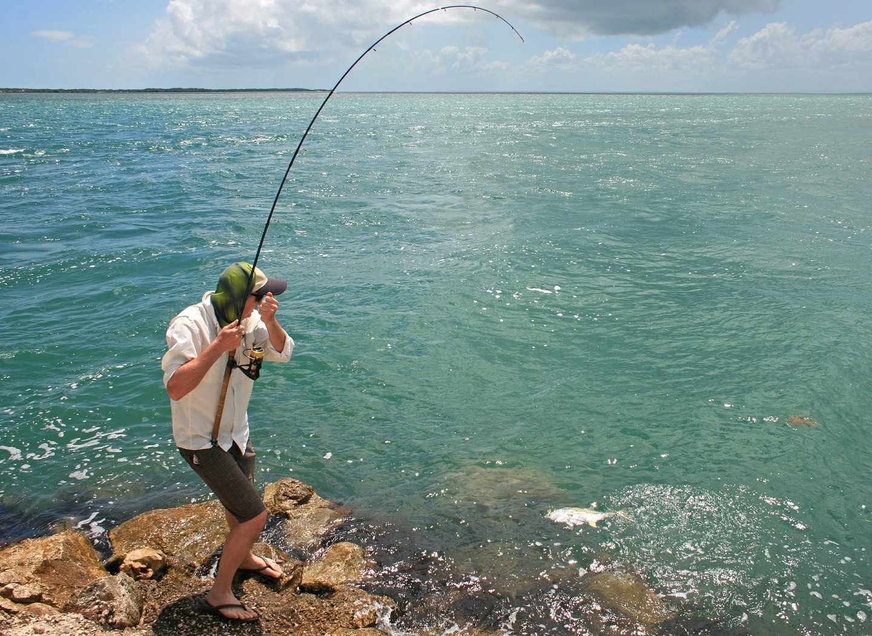 Uferangeln Kuba