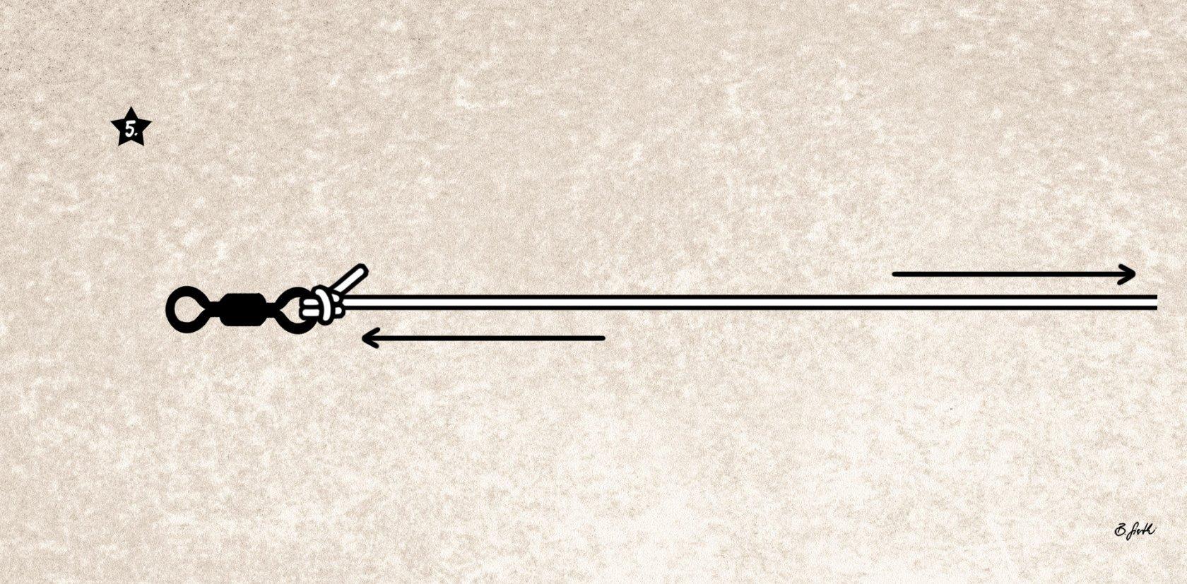 weltausstellungsknoten binden