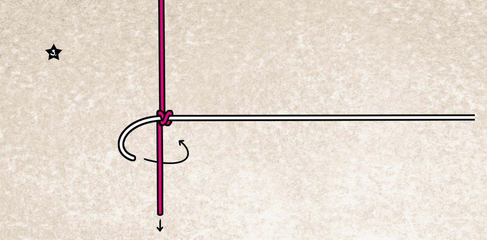 FG Knoten Verbindung für geflochtene und monofile Angelschnüre