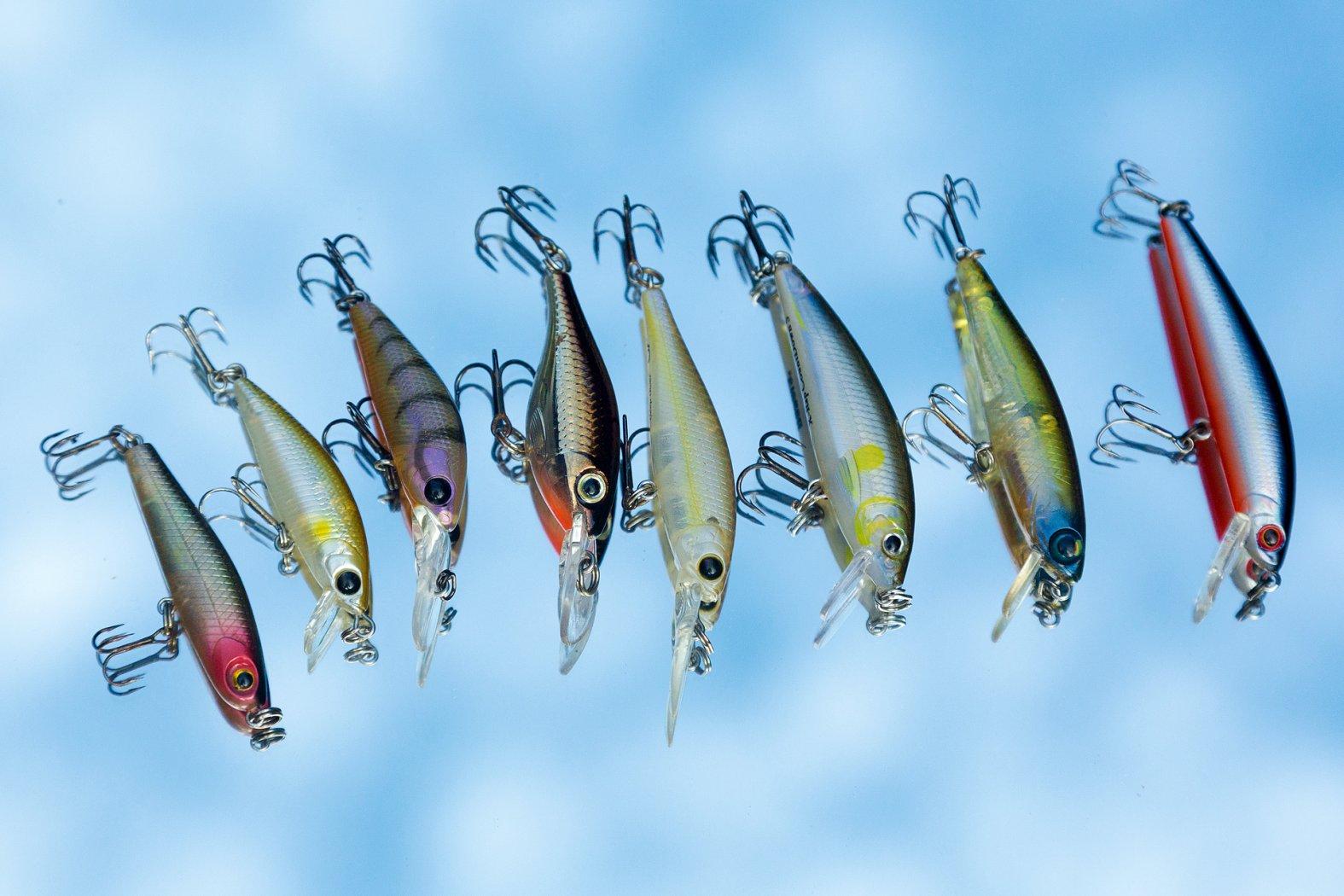 Die besten Wobbler zum Fischen im Mittelmeer