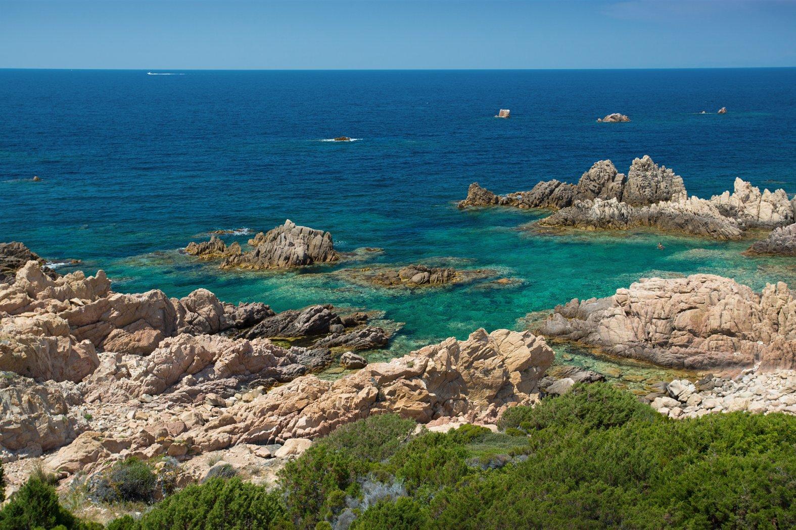 Angelplätze auf Sardinien