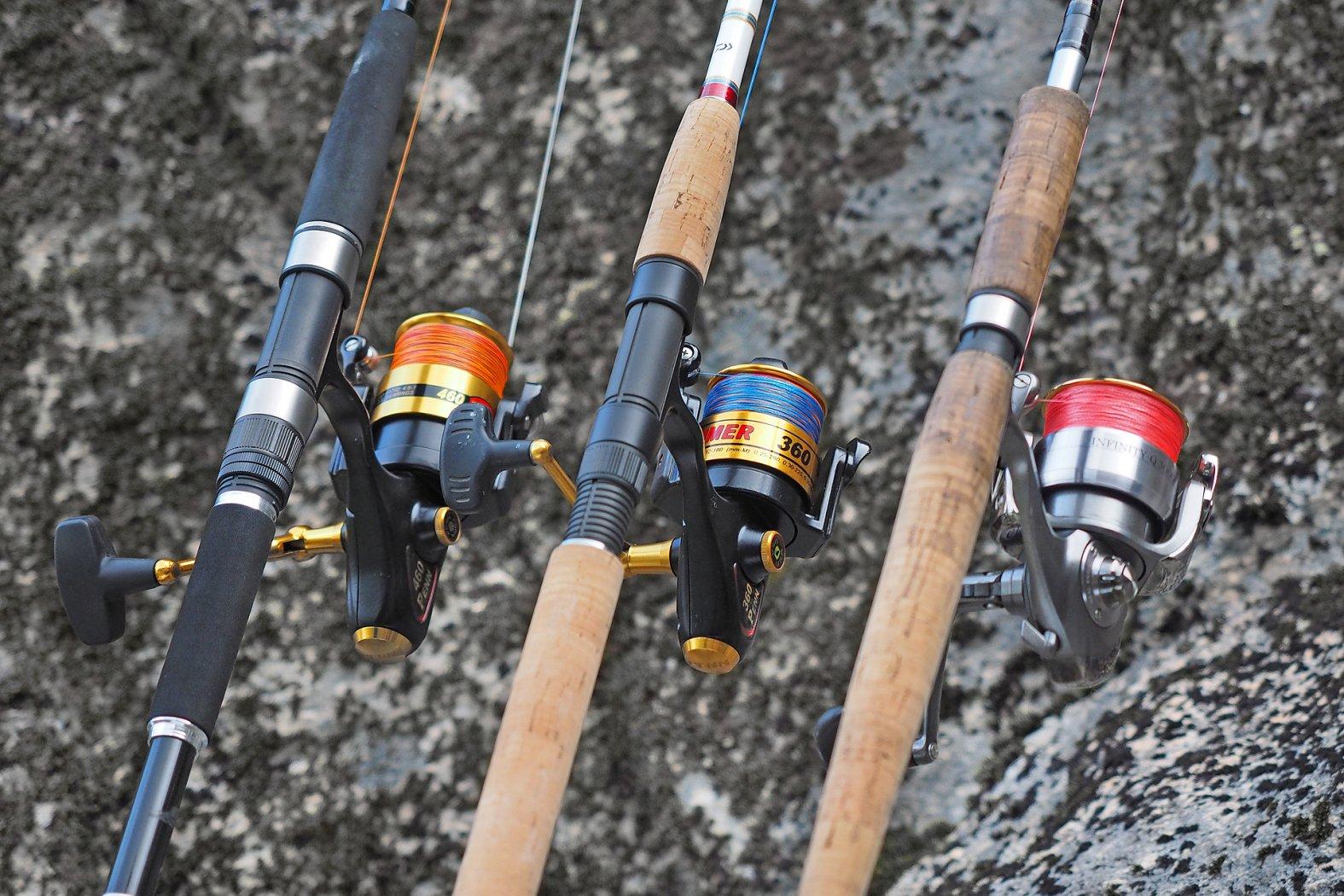 Gerät zum Pollack angeln