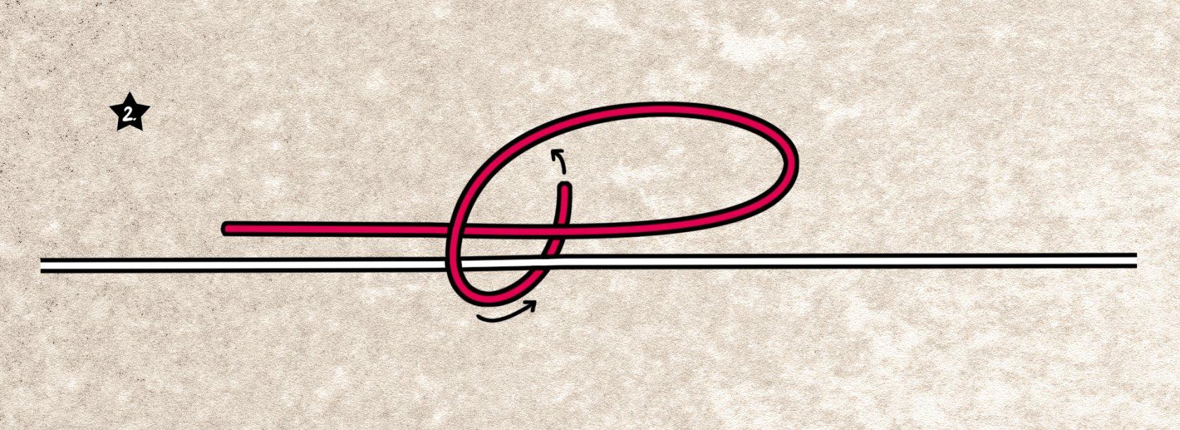 stopperknoten anleitung