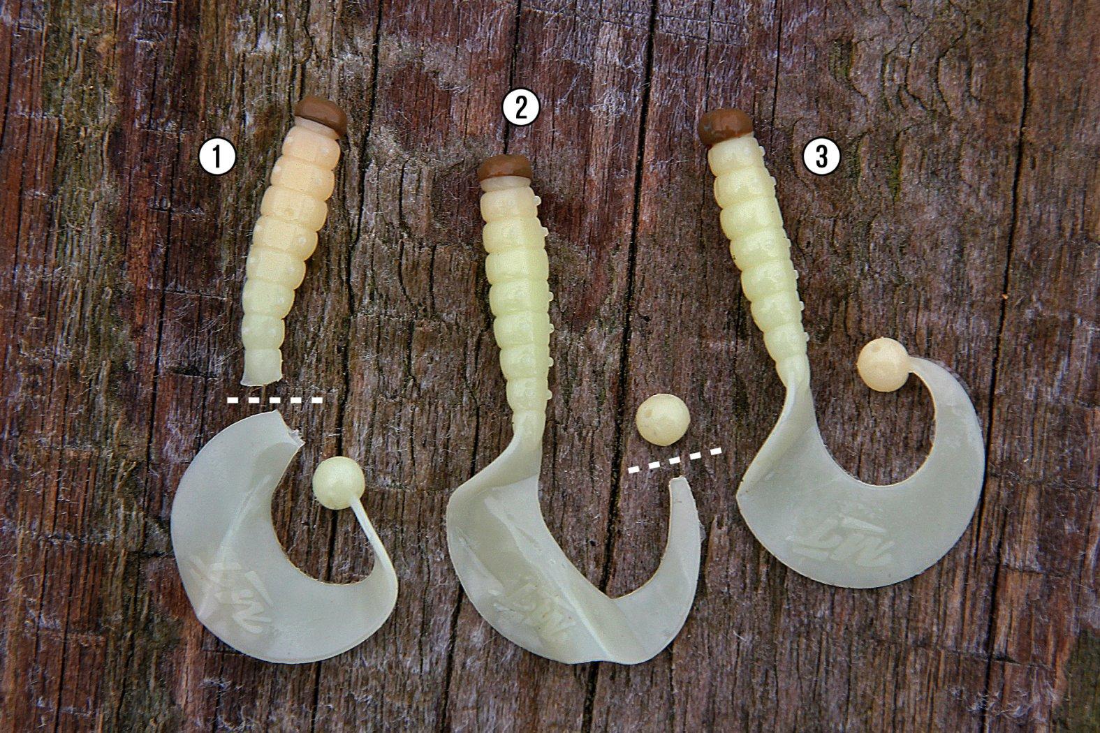 Tipps zum Twister angeln