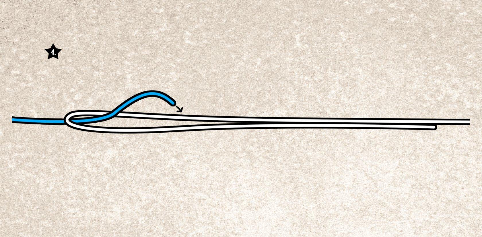 verbesserten albright-knoten binden