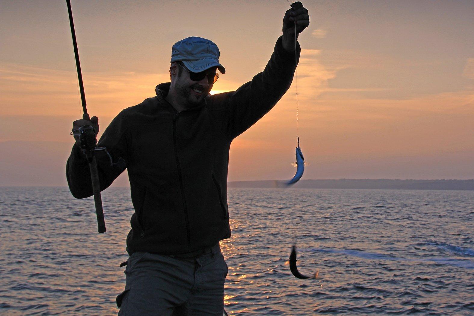 Bastelanleitung für Herings- und Makrelenpaternoster