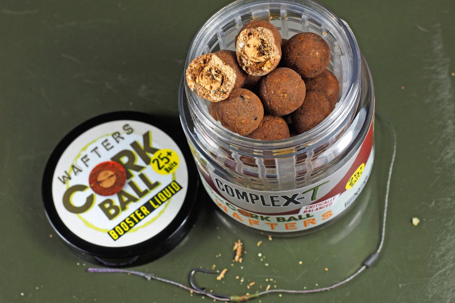 Wafter Boilies