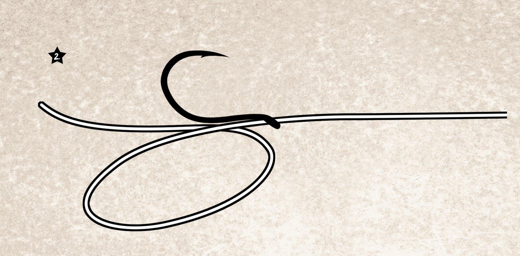 Hakenknoten für das D-Rig