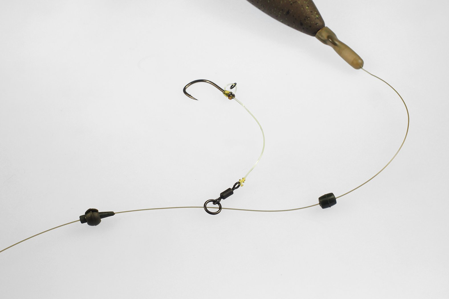 Chod Rig ohne Leadcore