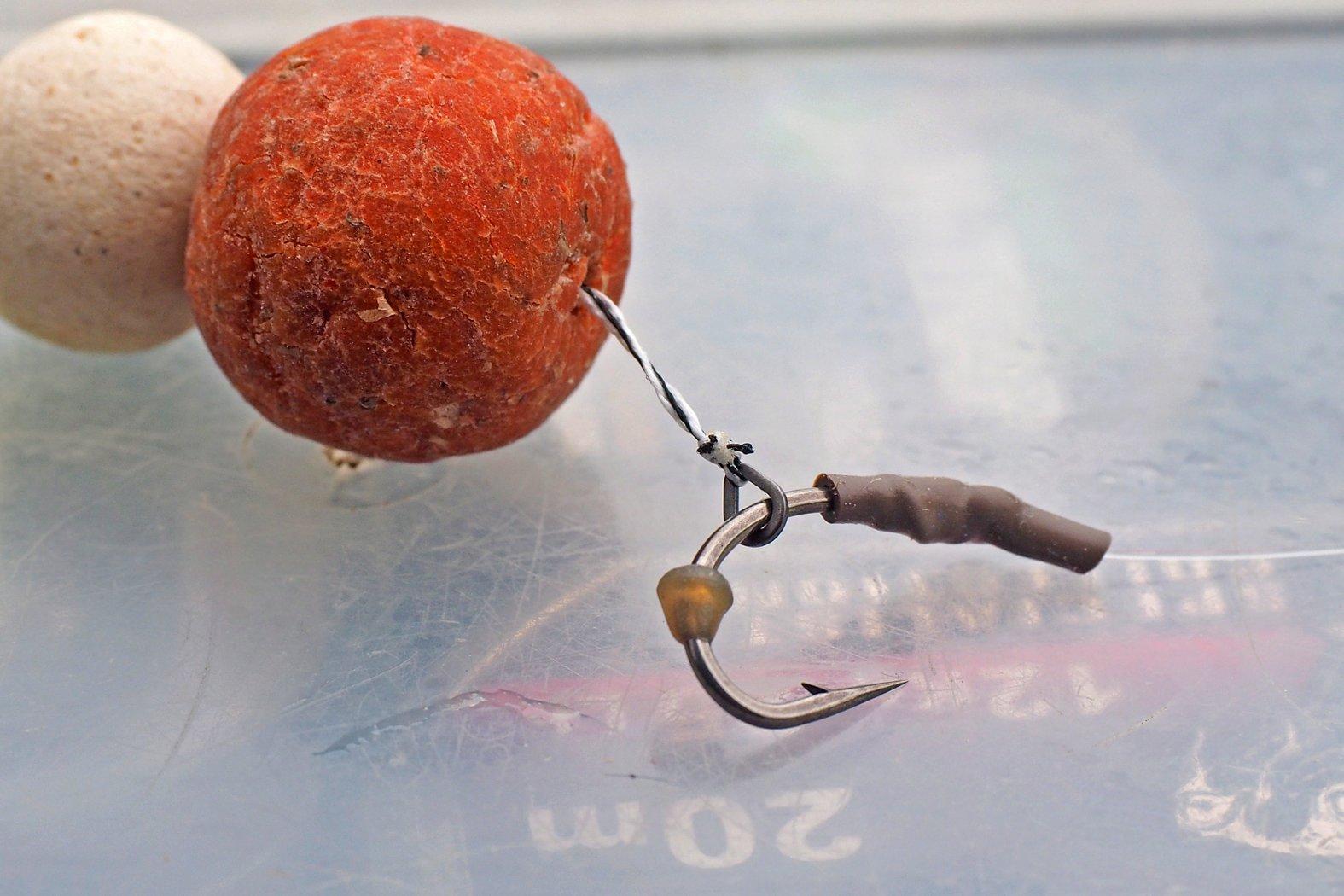 Hook Bead und Rig Ring