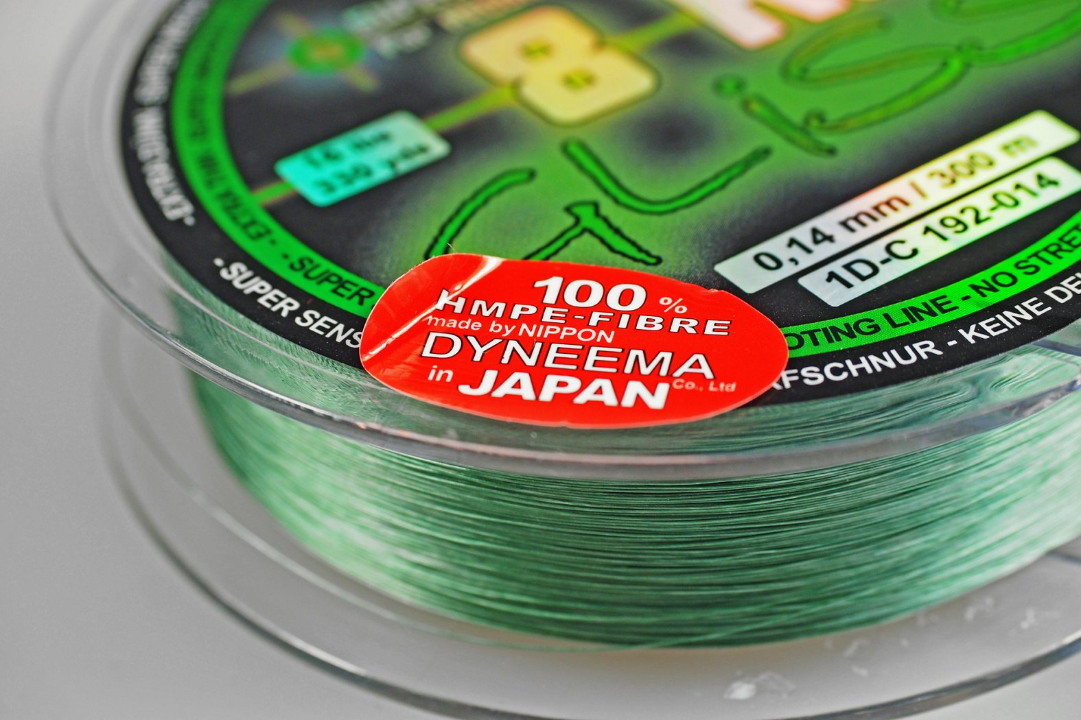 Dyneema-Angelschnur