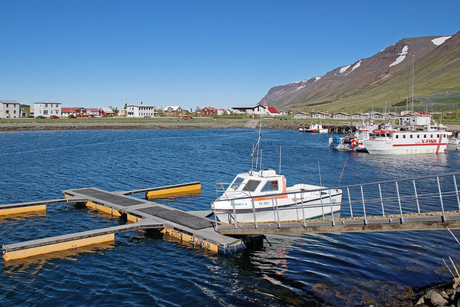 Angelurlaub in Island