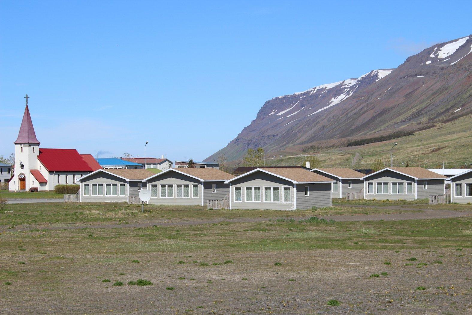Unterkünfte Angeln in Island
