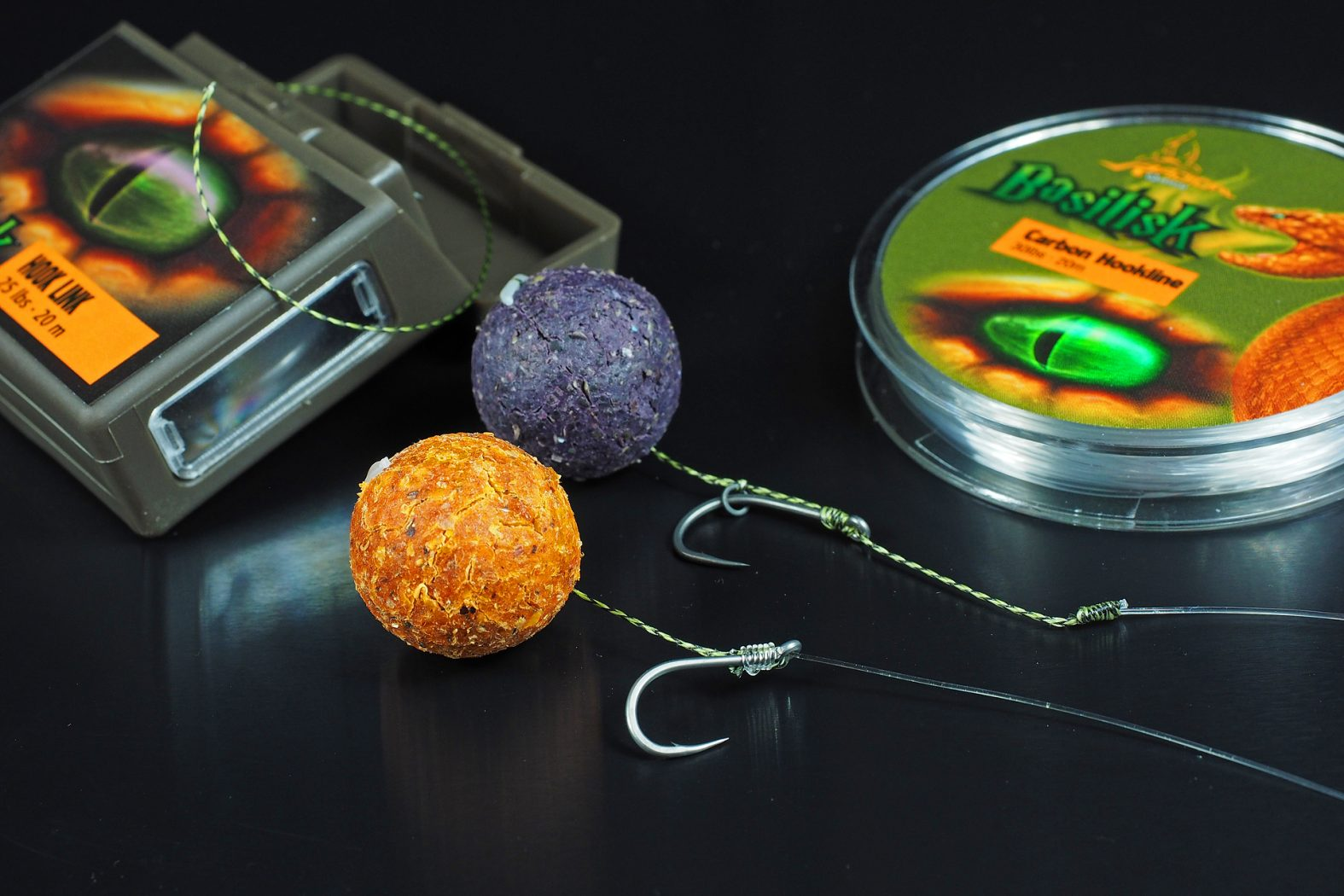 Fluorocarbon Combi Rig