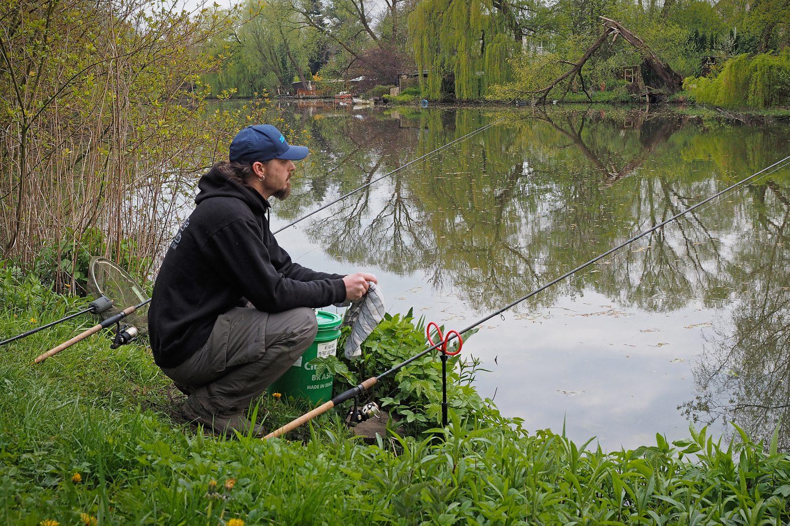 Aal angeln beste Zeit