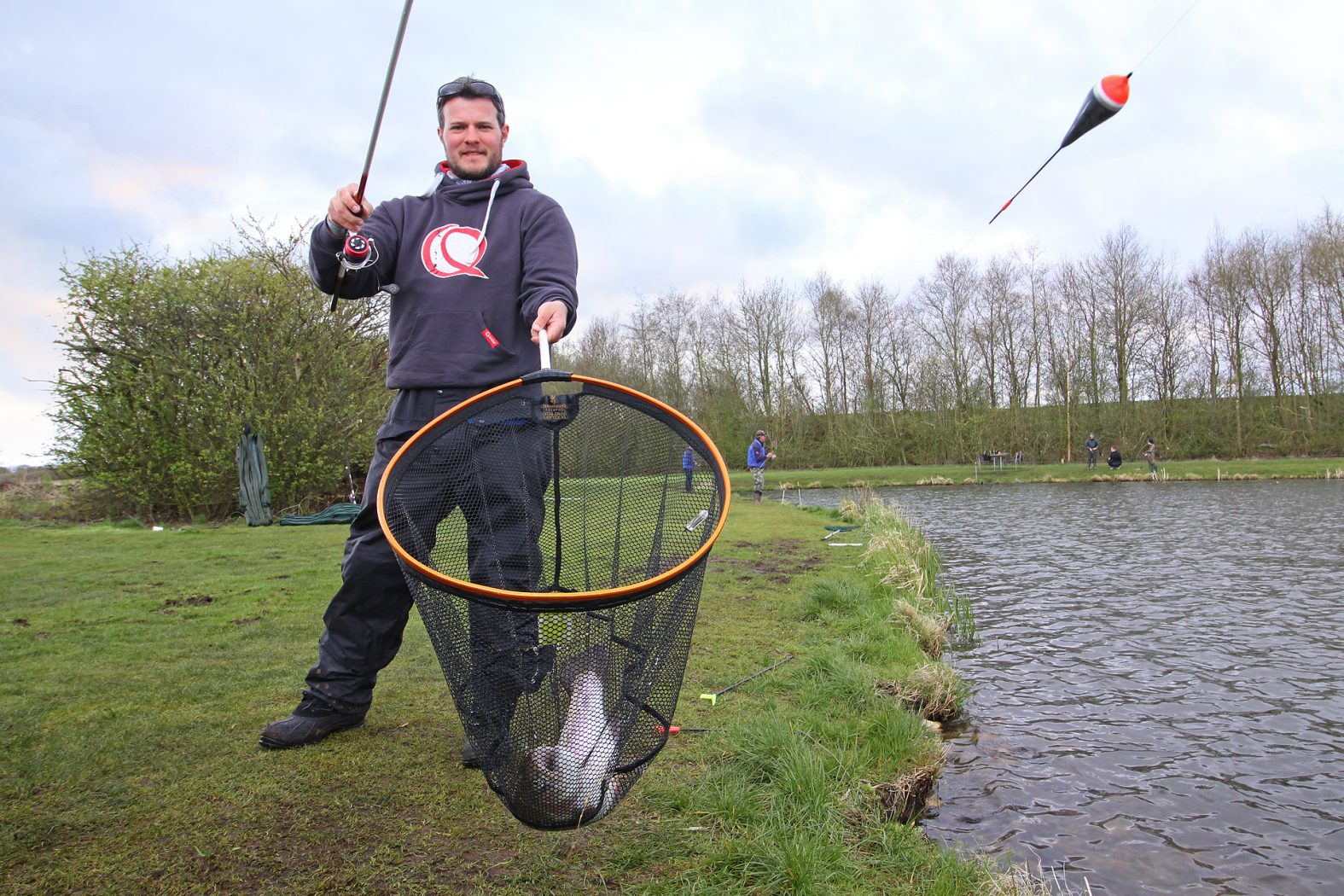 Die richtige Technik zum Tremarella angeln