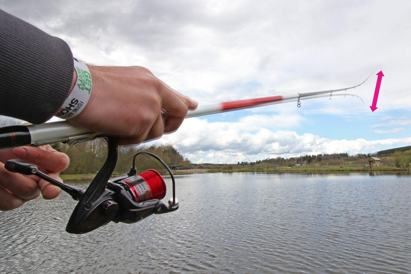 So funktioniert Tremarella angeln