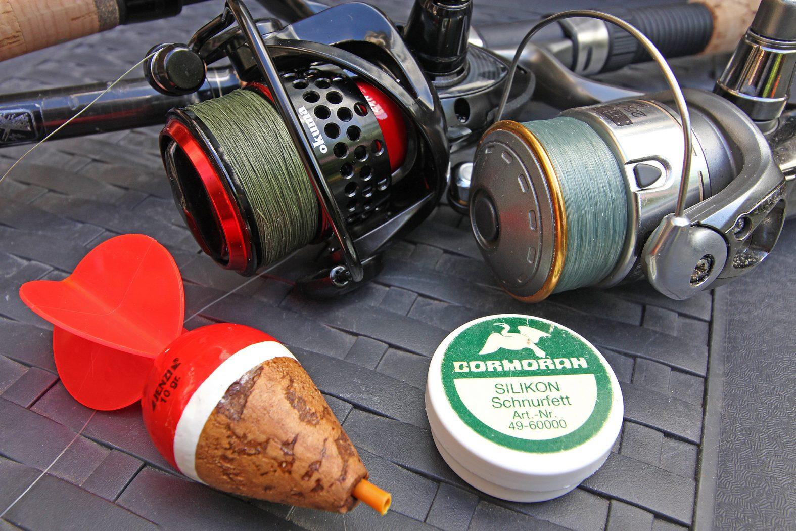 Ausrüstung zum Hornhecht angeln
