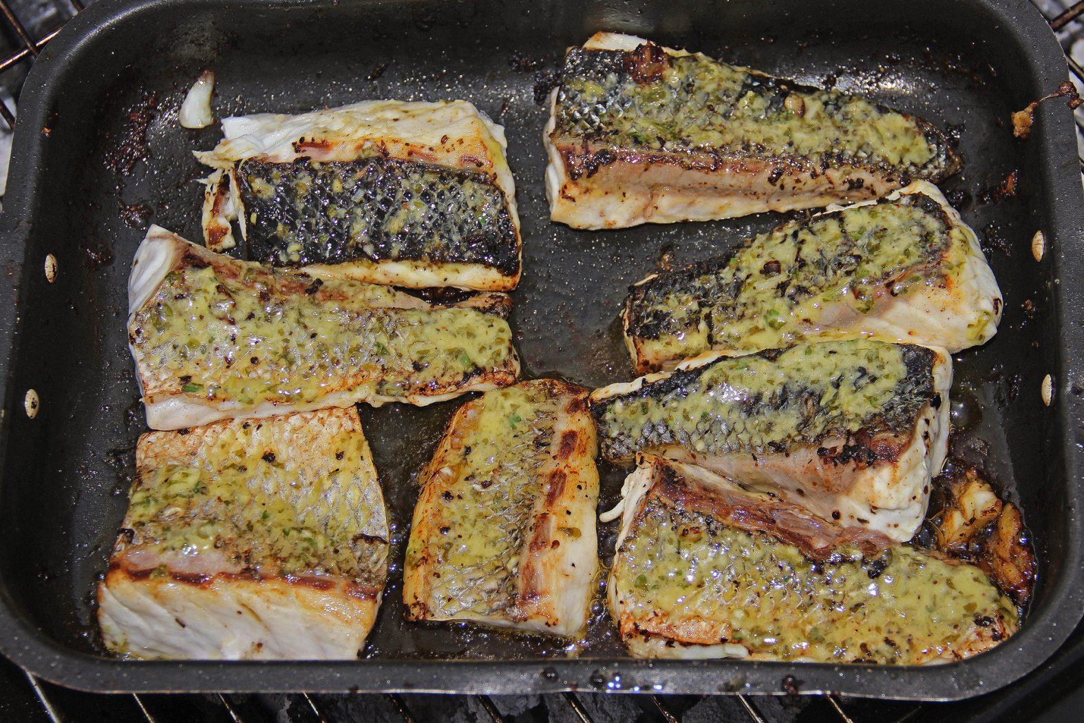 Fischfilet richtig grillen