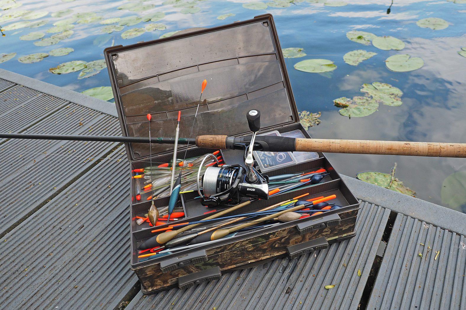 Gerät zum Schleien angeln