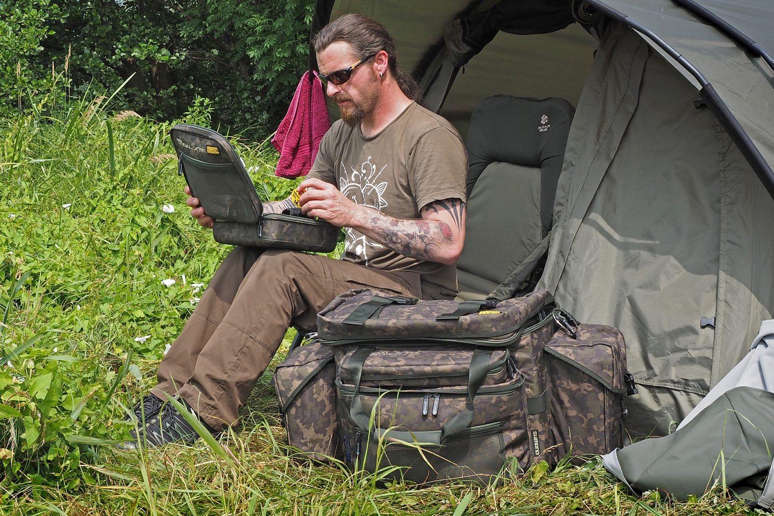 Tribal XTR Compact Carryall Erfahrungen