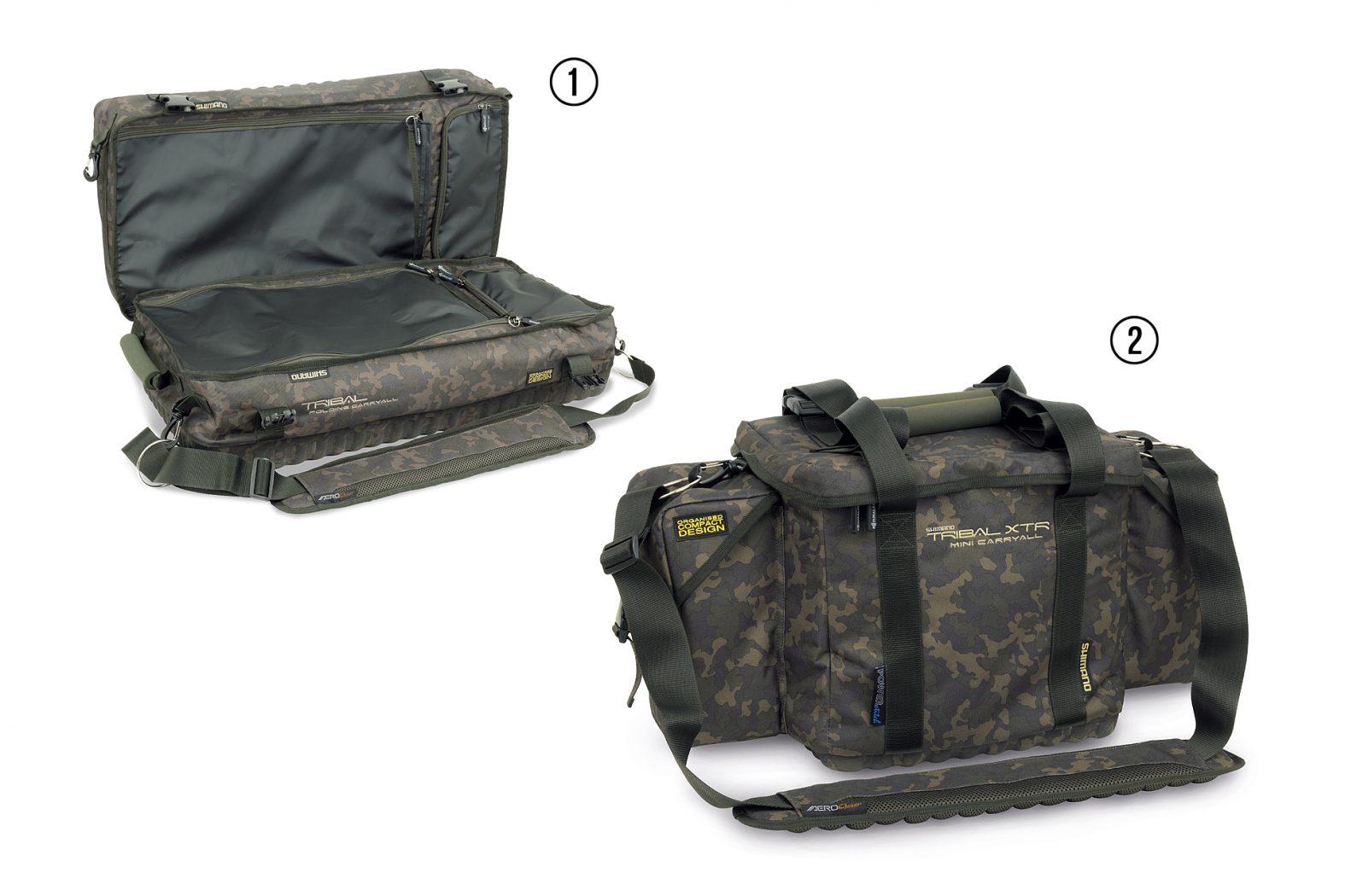 Tribal XTR Mini Carryall und Folding Carryall