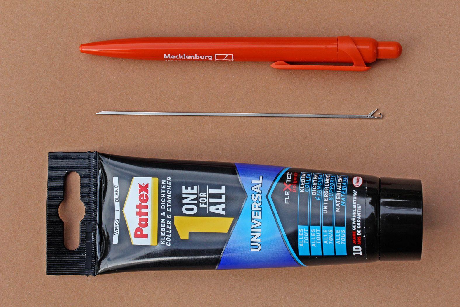 Angelknoten-Tool selber bauen