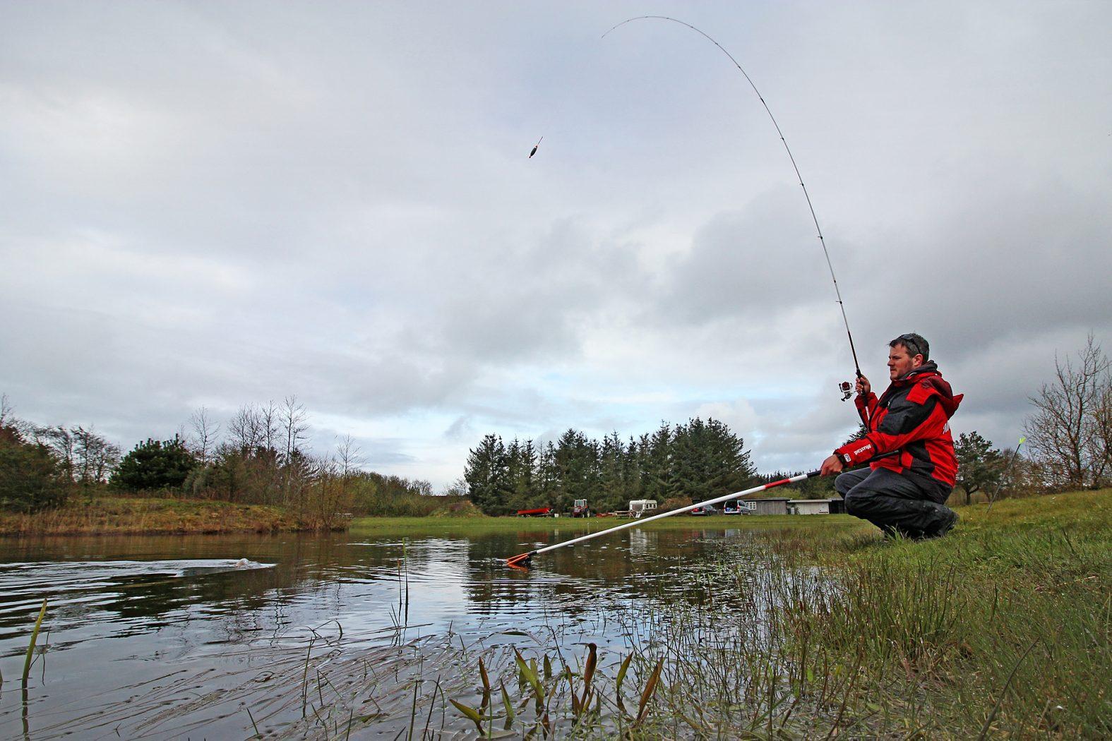 Tipps zum Forellen angeln mit Pose