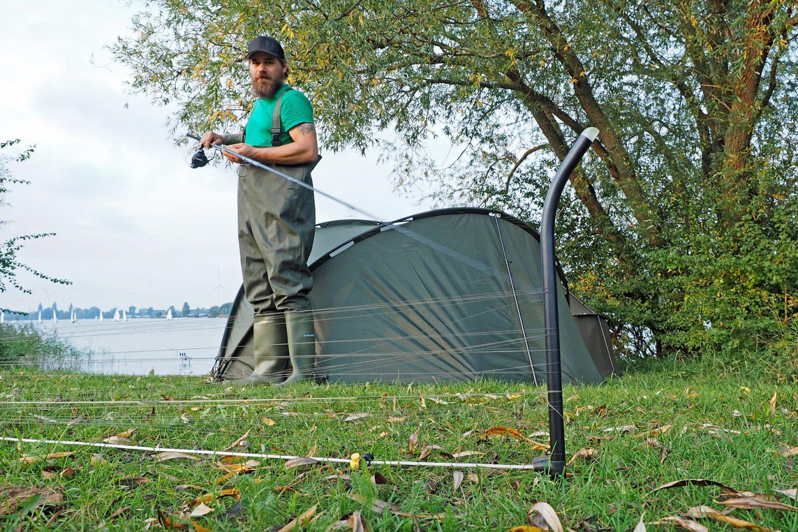 Distance Sticks Carp Fishing