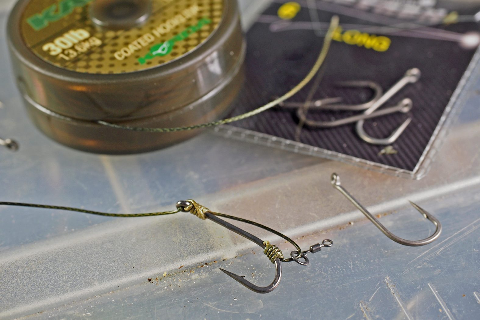 Coated Hook Link für D-Rig