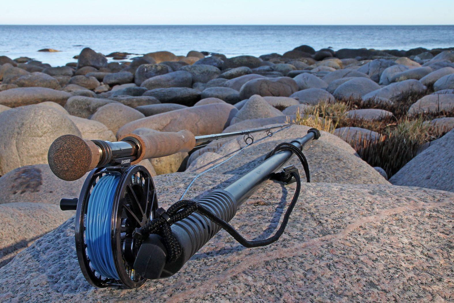 Watstock zum Meerforellenangeln