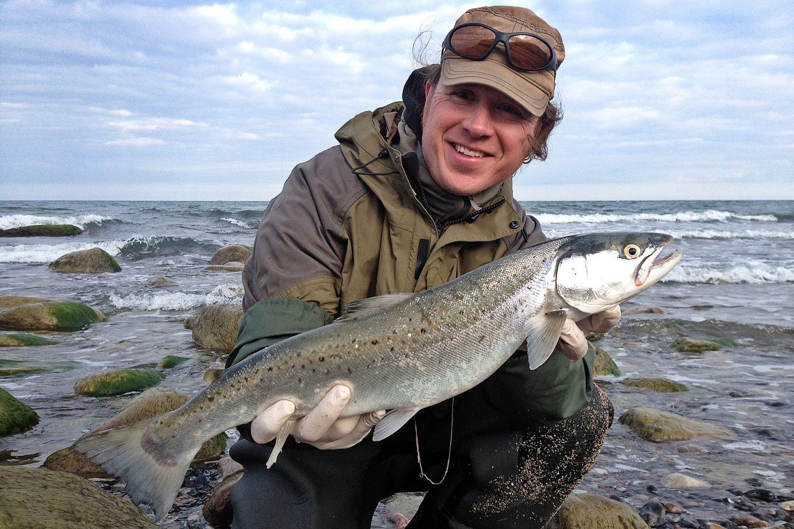 Tipps und Tricks zum Meerforellen angeln