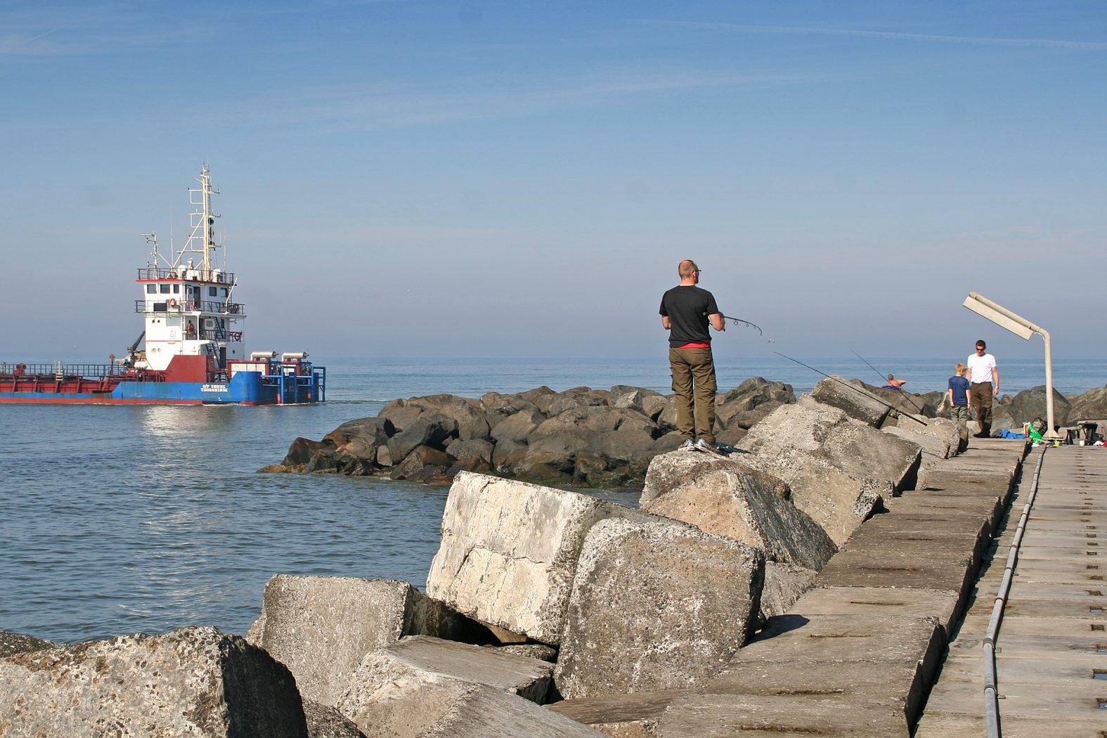Molenangeln in Dänemark
