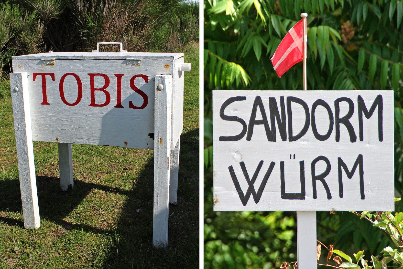 Wattwürmer kaufen in Dänemark