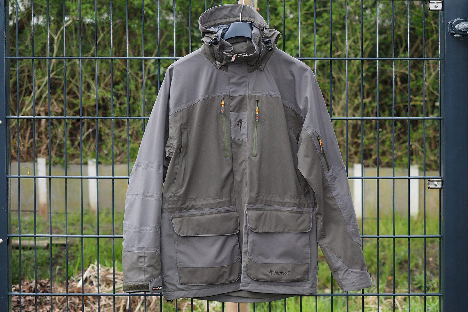Outdoor-Jacke waschen und imprägnieren