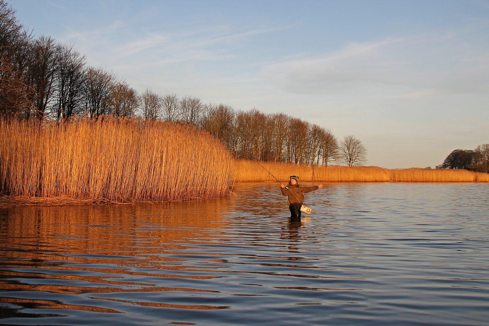 Genner Bucht angeln