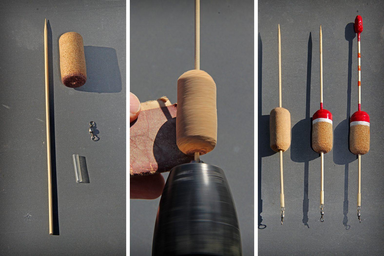 Posen aus Korken selber herstellen