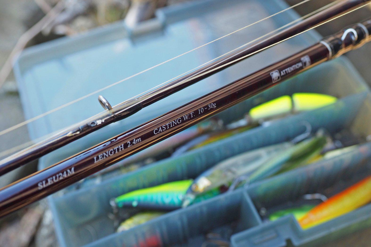 Welche Rute zum Zander angeln mit Wobbler