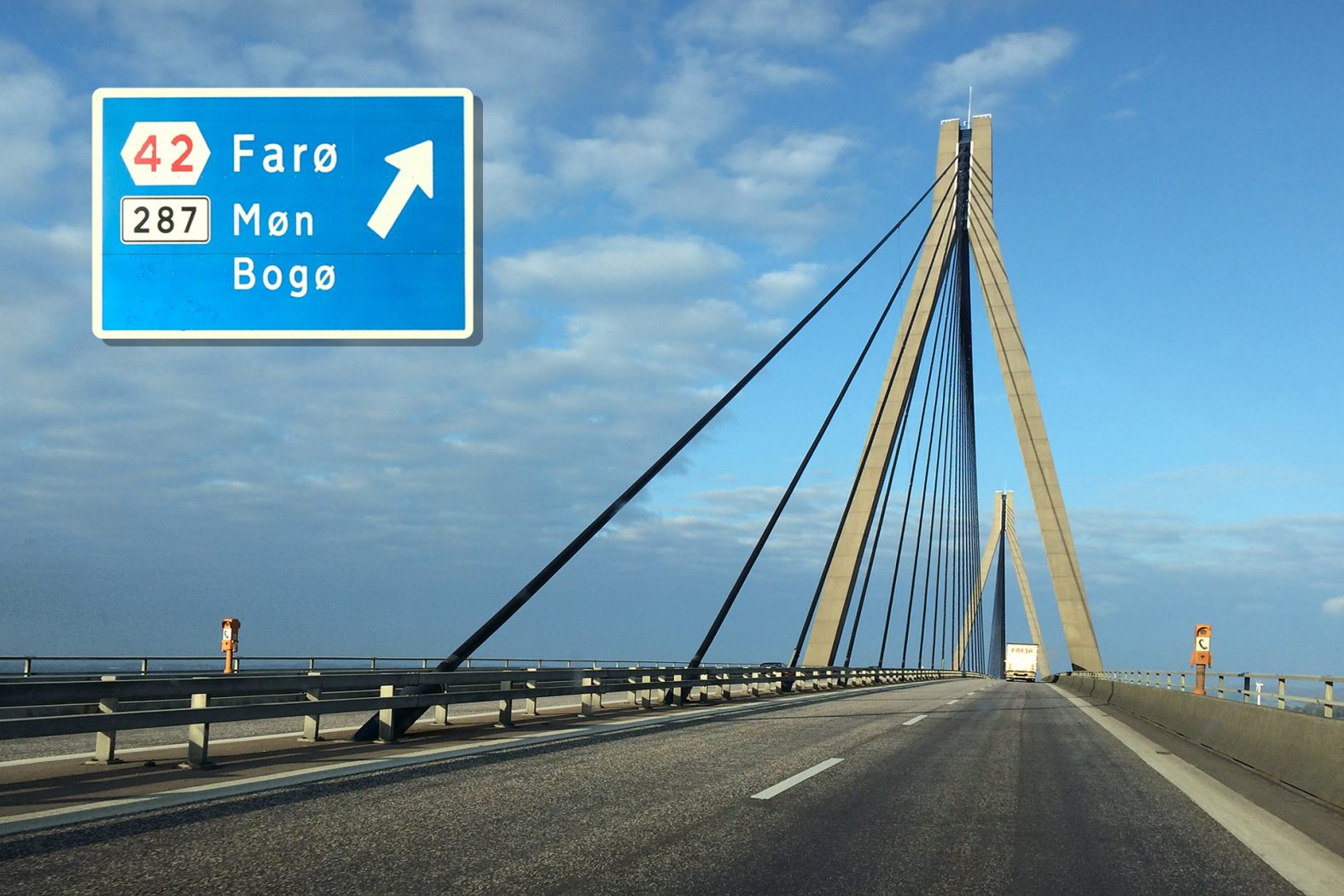 Brücke nach Møn