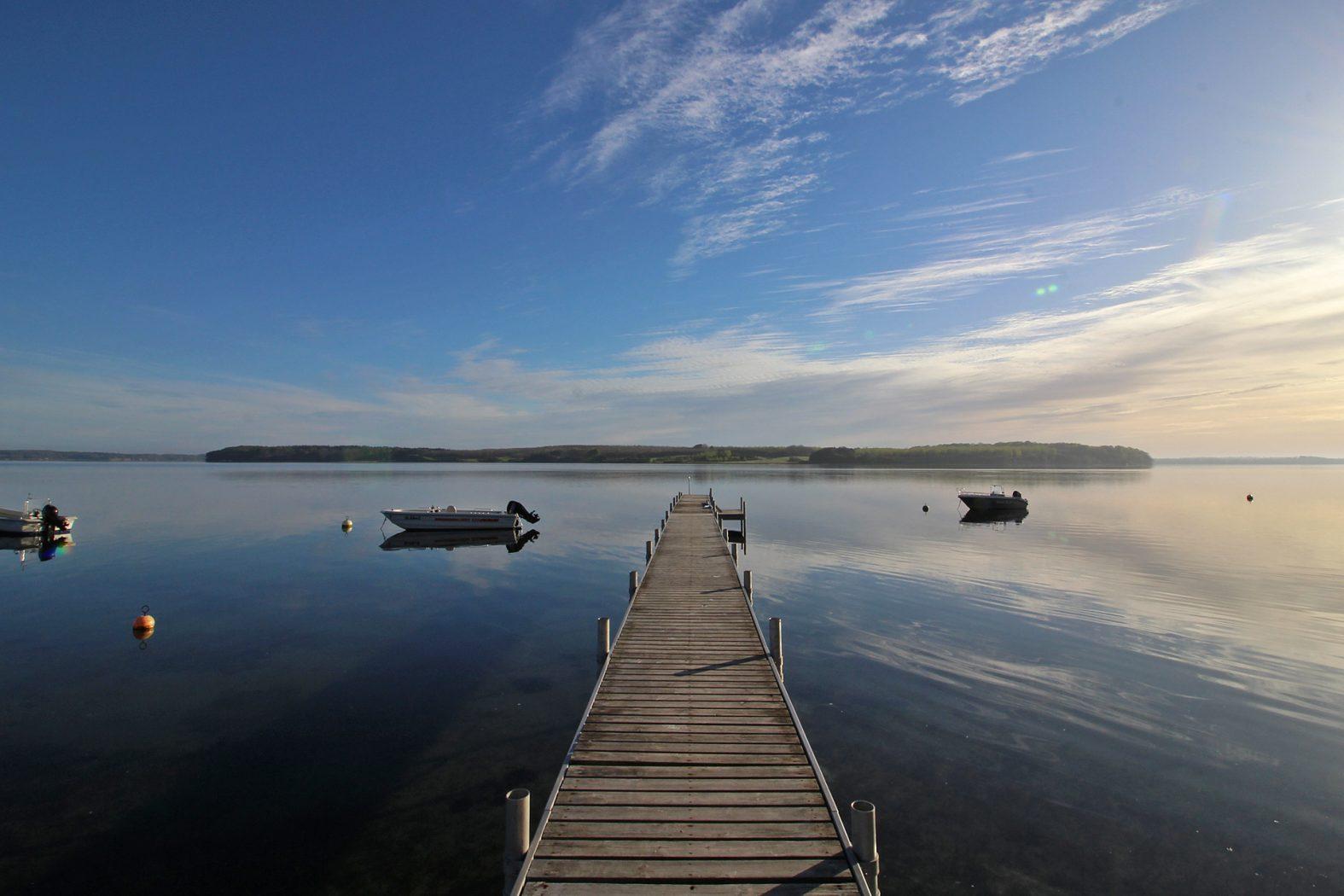 Bootsverleih Dänemark am Kleinen Belt