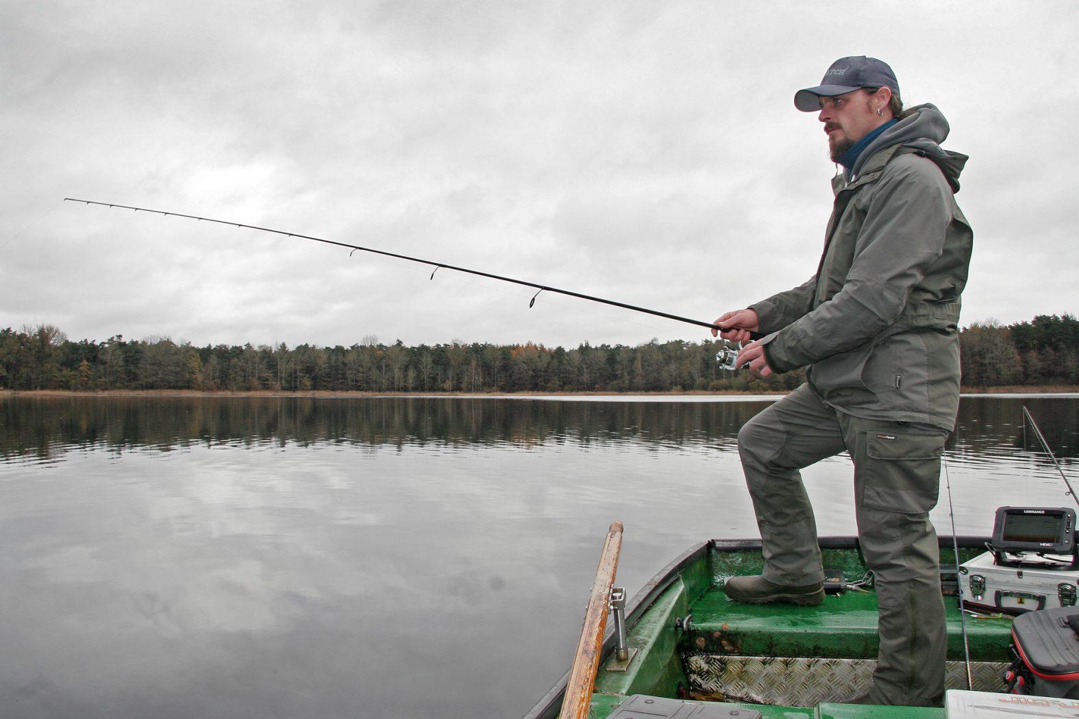 Tipps zum Barsch angeln