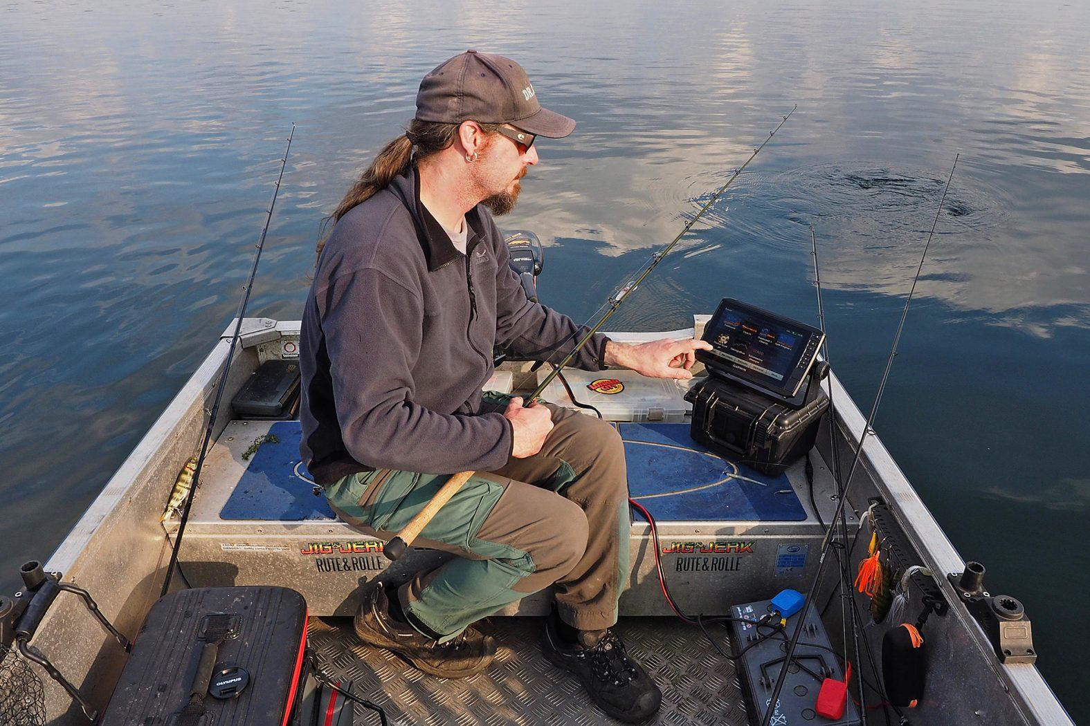 Fischfinder Test
