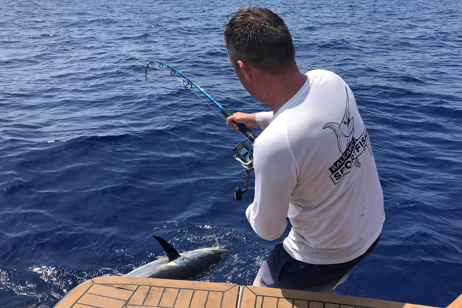 Big-Game-Fischen vor Mallorca und Ibiza