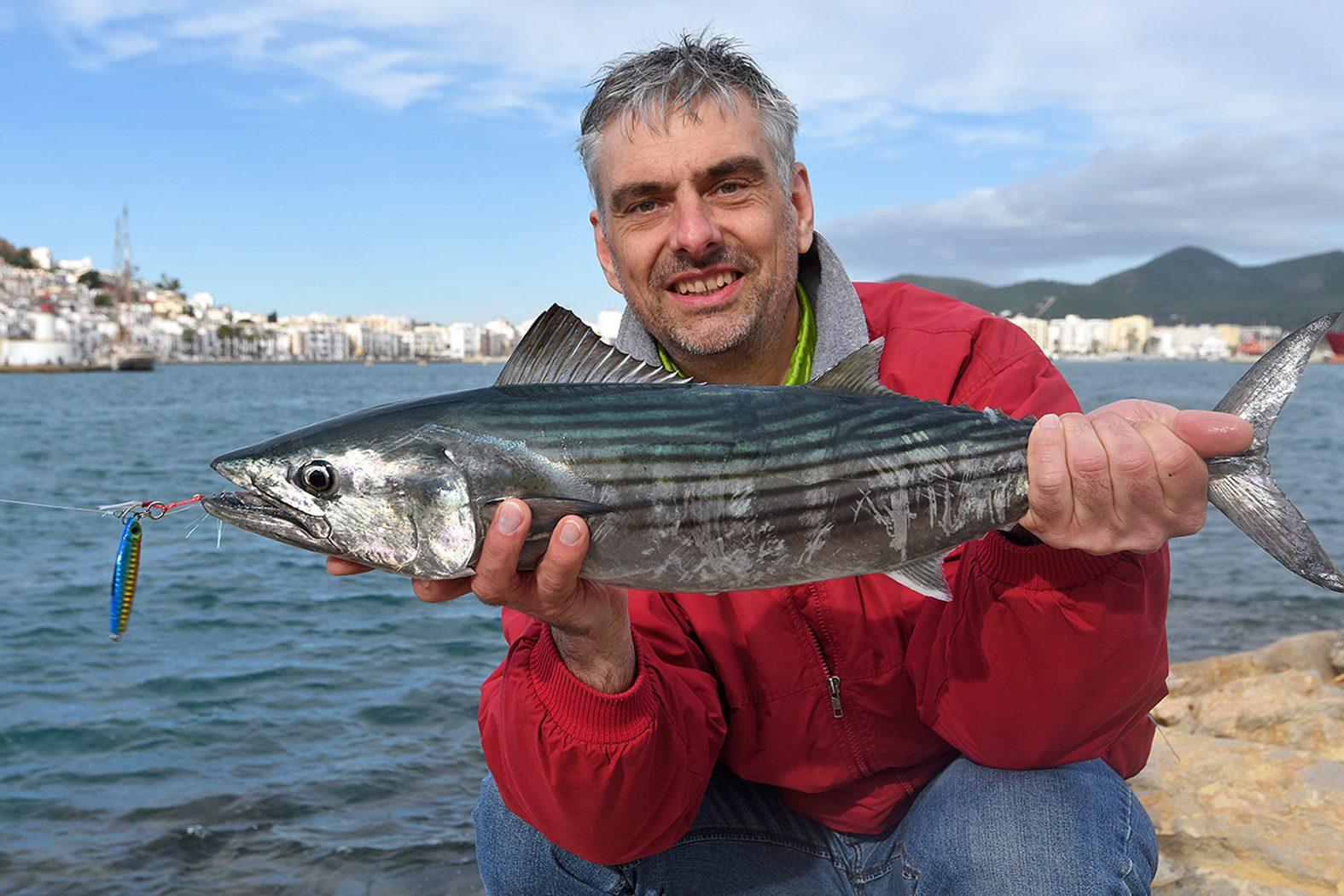 Bonito angeln auf den balearischen Inseln vor Mallorca und Ibiza