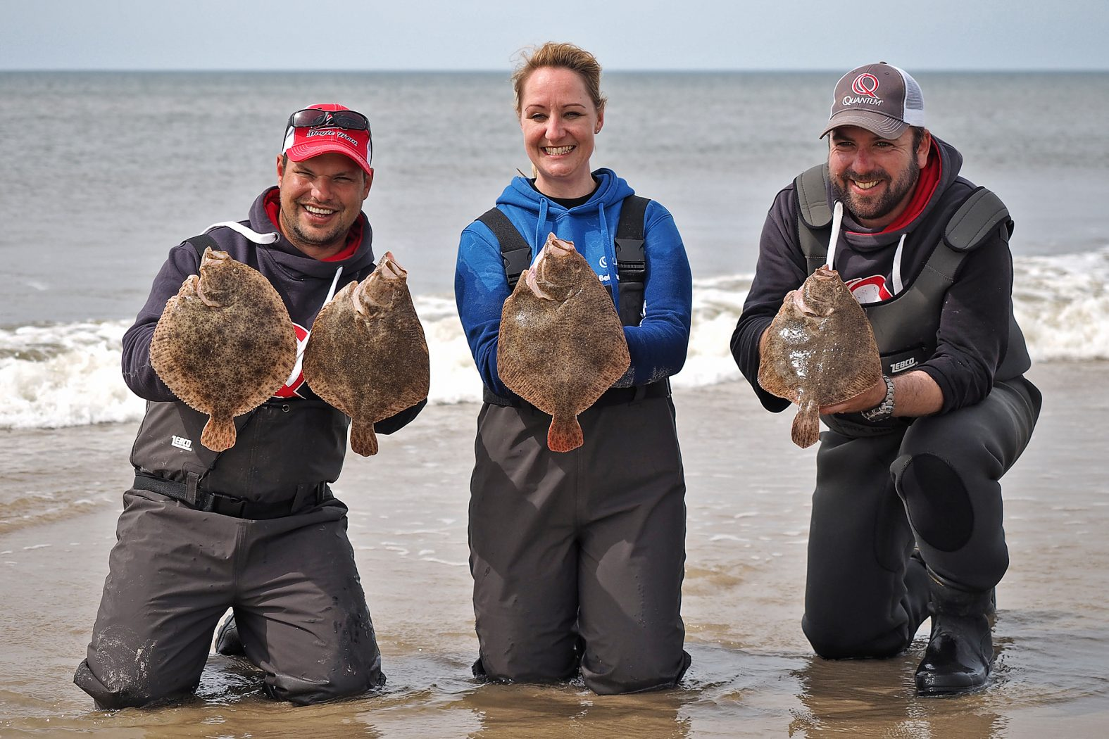 Steinbutt angeln in der Nordsee